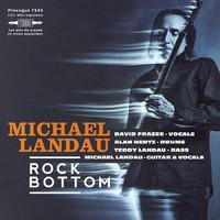 LANDAU MICHAEL: ROCK BOTTOM LP