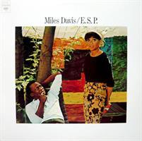 DAVIS MILES: E.S.P.