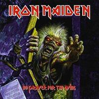 IRON MAIDEN: NO PRAYER FOR THE DYING LP