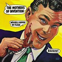 ZAPPA FRANK & THE MOTHERS OF INVENTION: WEASELS RIPPED MY FLESH LP