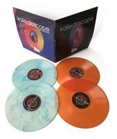 DJ FOOD: KALEIDOSCOPE+KALEIDOSCOPE COMPANION DISC-COLOURED 4LP