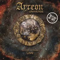 AYREON: AYREON UNIVERSE-BEST OF AYREON LIVE 3LP