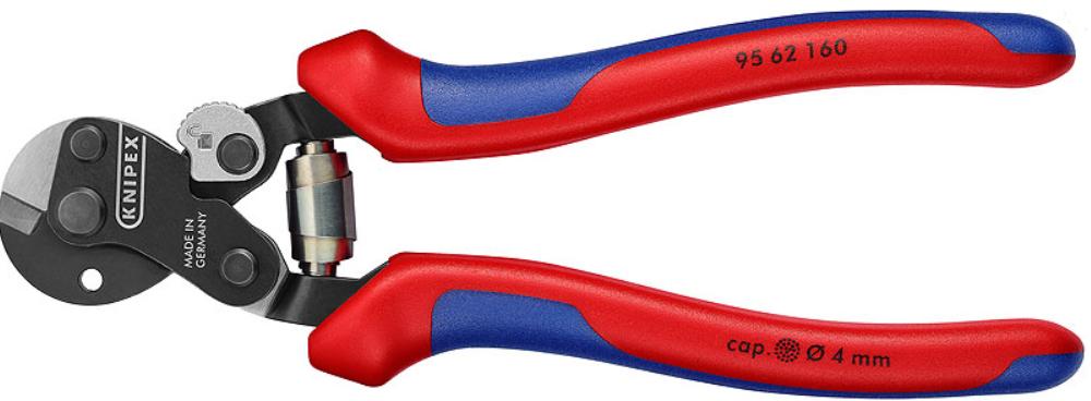 Knipex Wiresax med öppningsfjäder