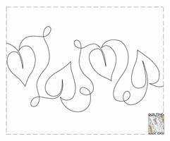 Stipples Made Easy #305 - Leaves & Loops
