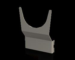 Hållare för vinkelslip