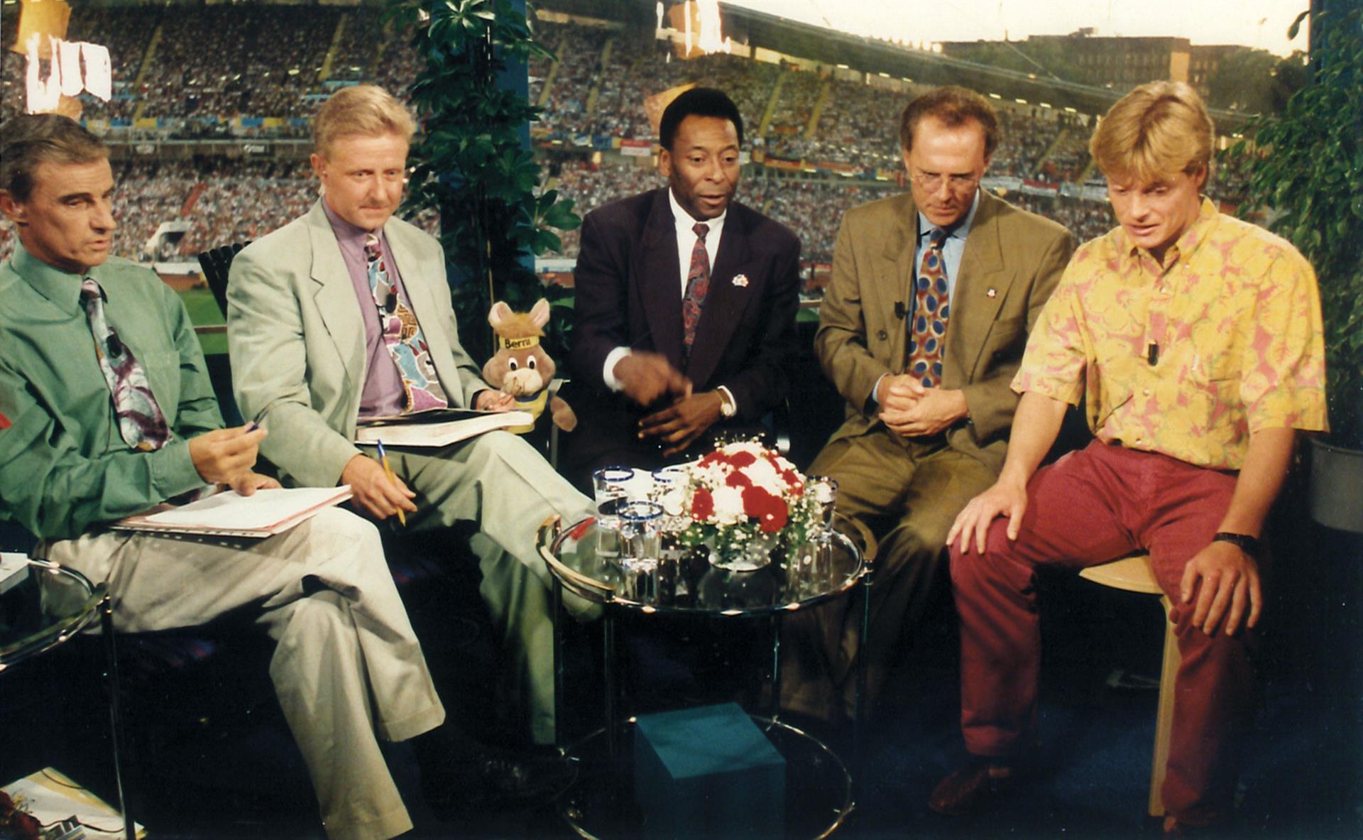 Studion fotbolls-EM 1992