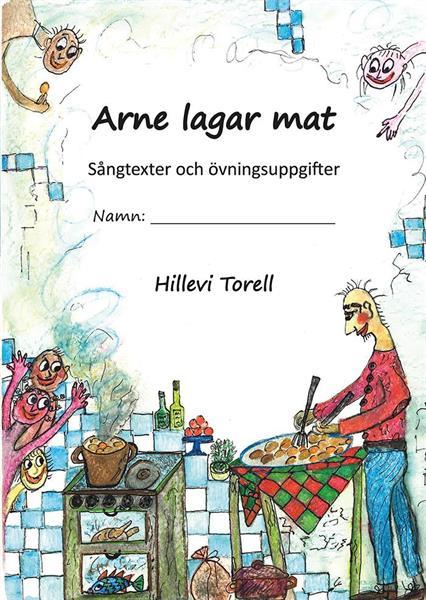 Arne lagar mat, 10 pack elev