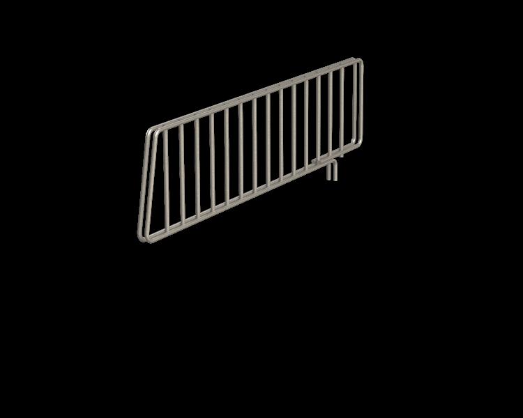 Avdelare för trådhylla 330