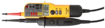 Fluke T150 Spännings- & Kontinuitetstestare