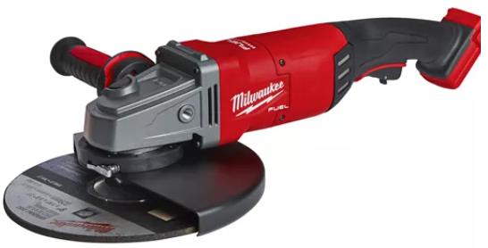 Milwaukee Vinkelslip M18 FLAG230XPDB-0C
