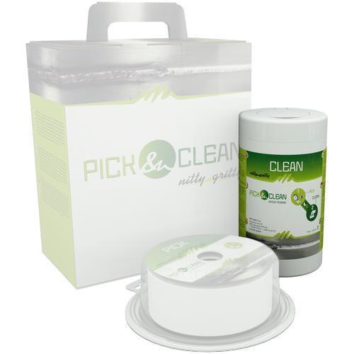 Neutralisering Pick & Clean Wipe