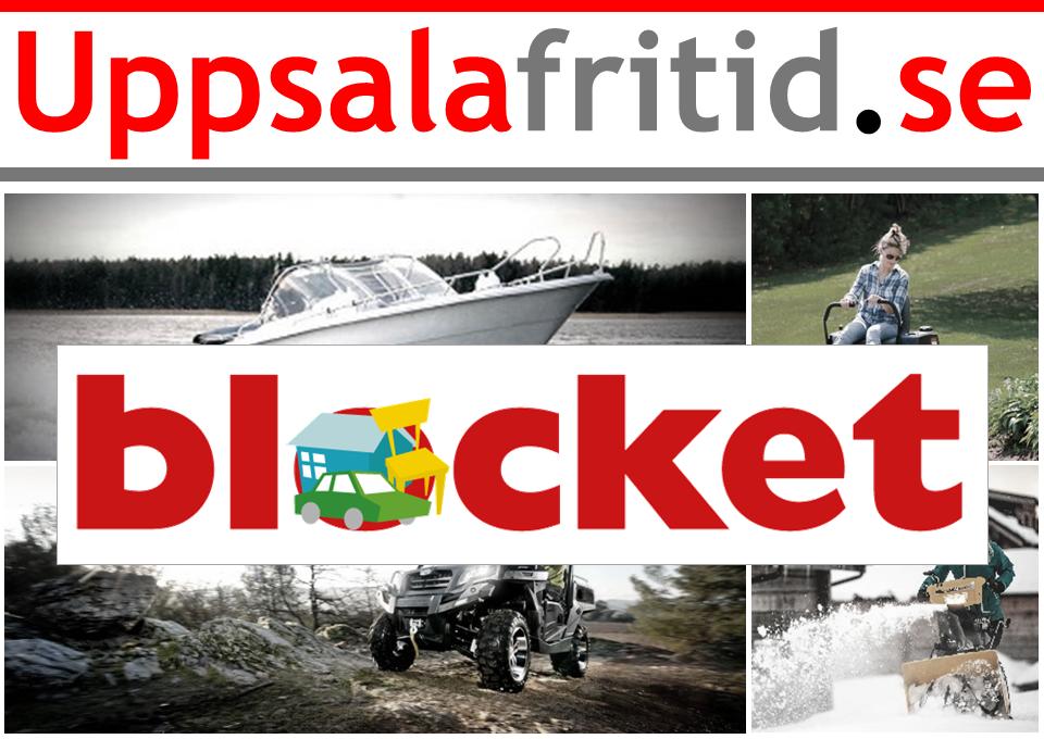 Blocket Uppsala Fritid