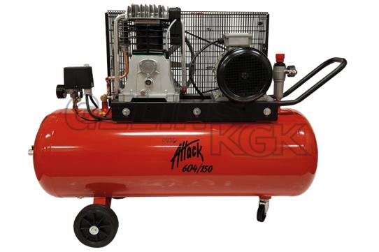 Kompressor Attack 604/150 L