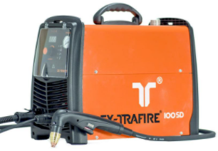 Plasmaskärmaskin EX-Trafire 100 SD