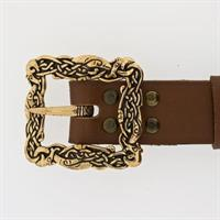 100208B Belte: brunt / brown