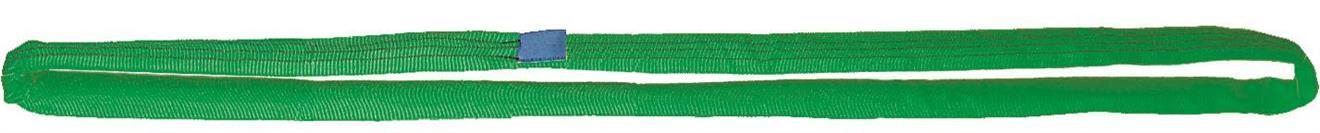 Rundsling 2000kg grön L= 0,5/1m