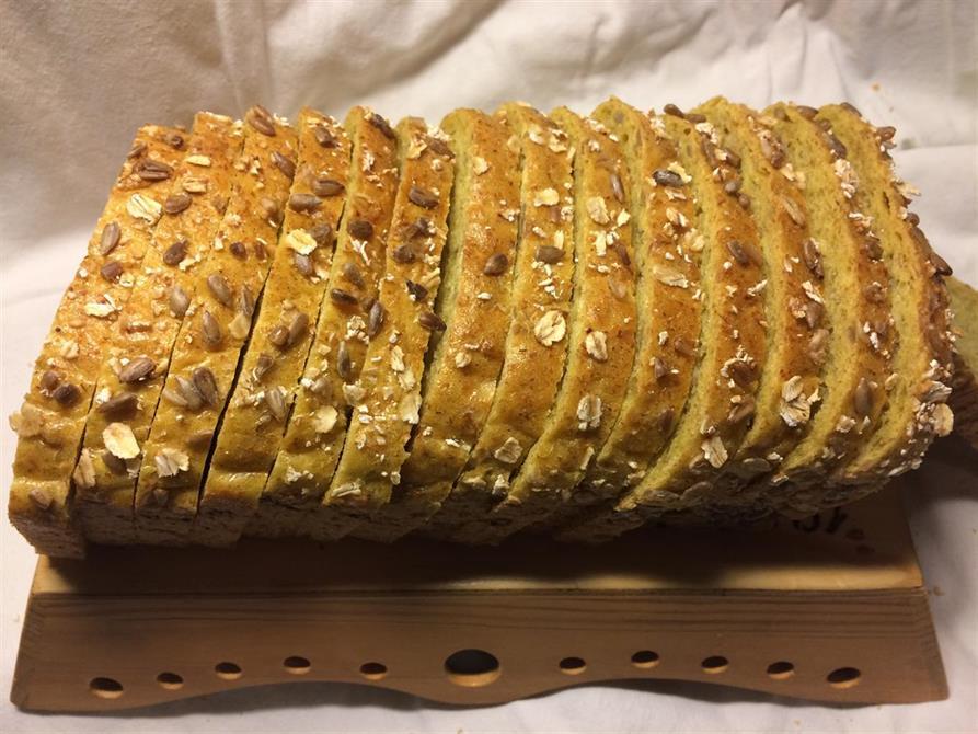 Öländskt Lantbröd ,Ekologisk gurkmeja