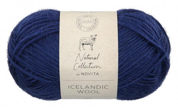 Icelandic Wool Blåbär