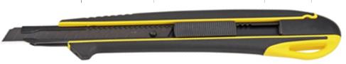 Brytbladskniv 9mm Tajima