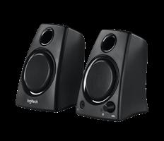 Logitech Z130 Speakers 2.0 black