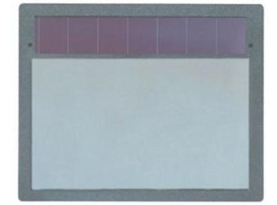 Automatkassett 110x90mm 3/8<12 DIN