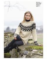 Häfte i Eco Highland Wool