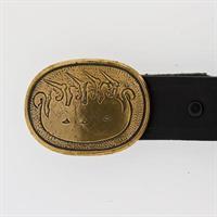 100212 Belte: sort / black