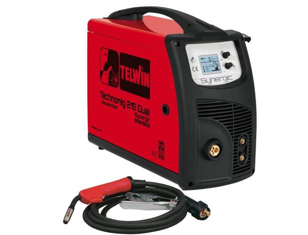 Telwin Technomig 215 Dual Synergic