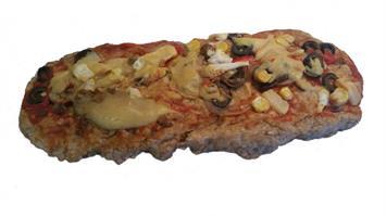 Sandvic Pizza tropical