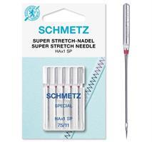 Schmetz superstretch 75 neulapakkaus