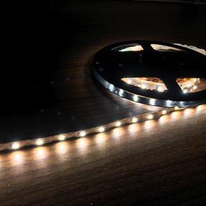 LED-Strip (5 meter) 9W/M IP65 Böjbar 12V