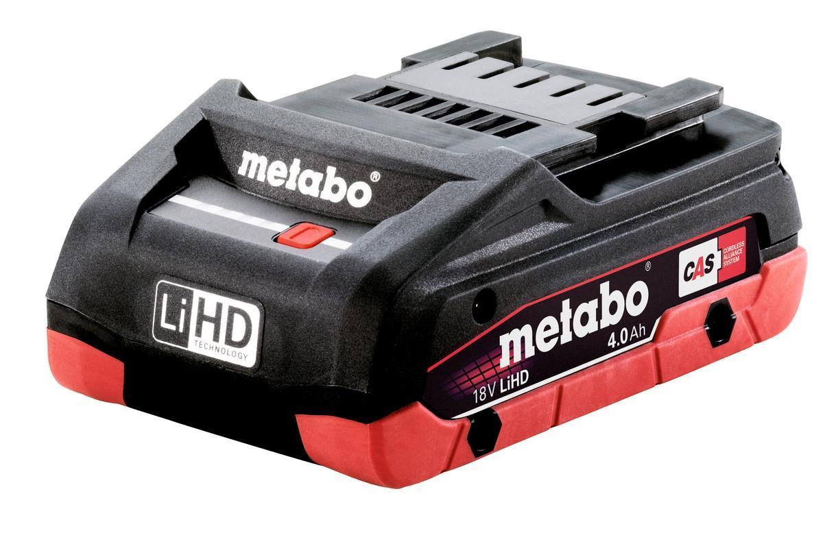 Metabo Batteri 18V 4,0Ah LiHD
