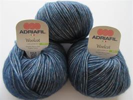 Woolcot Jeansblå