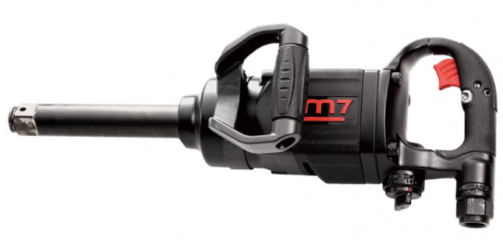 """M7 1"""" Luftmutterdragare rak"""