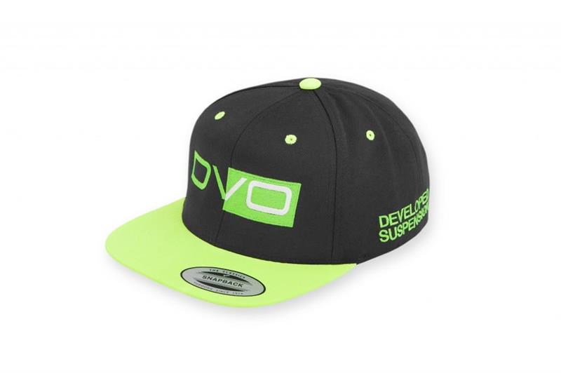 Hat DVO BK/GR Snapback
