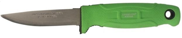 Rostfri Hantverkskniv Grön