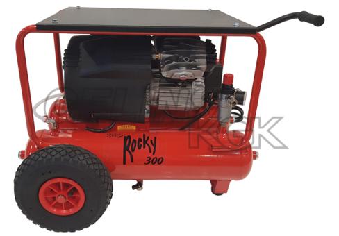 Byggkompressor Rocky 300
