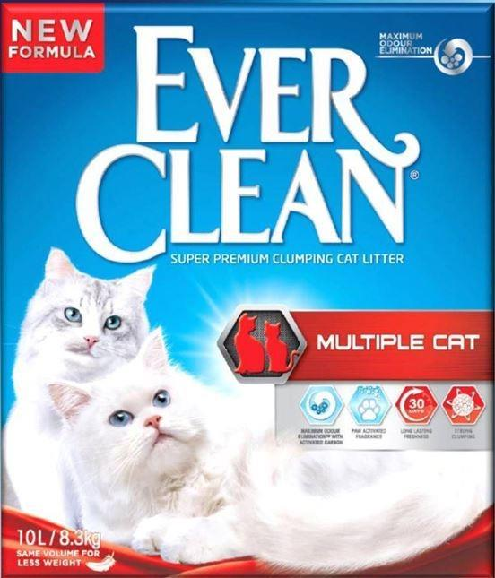 EverClean Multiple cat 6lit