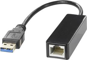 USB 3.0 Nätverkskort 1xRJ45