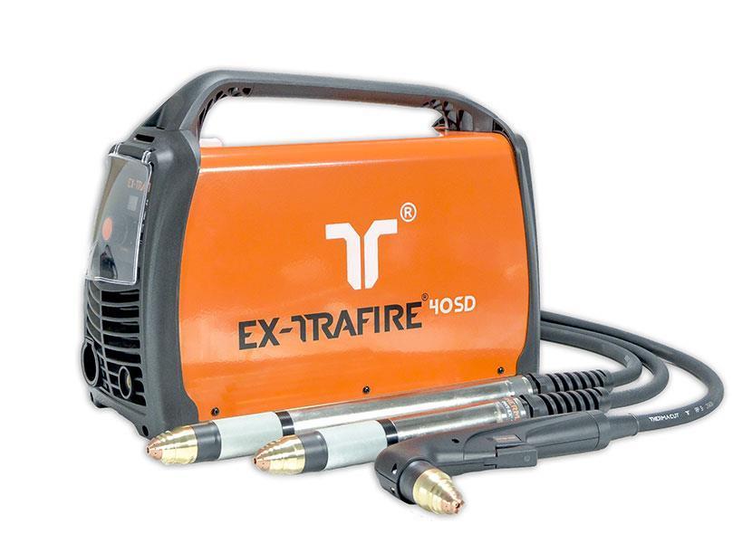 Plasmaskärmaskin EX-Trafire 40  SD