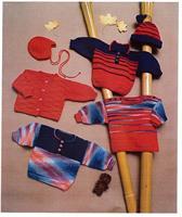 Baby/barntröjor i Minicryl