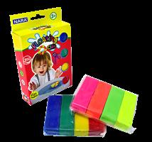 Kelluva muovailuvaha 4 eri väriä