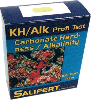 Saliferet Kh test