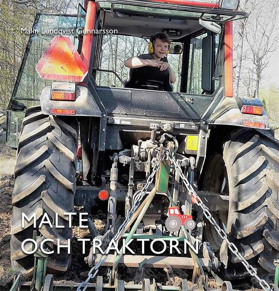Malte och traktorn