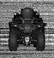Stötbåge bak (C-Force 550)