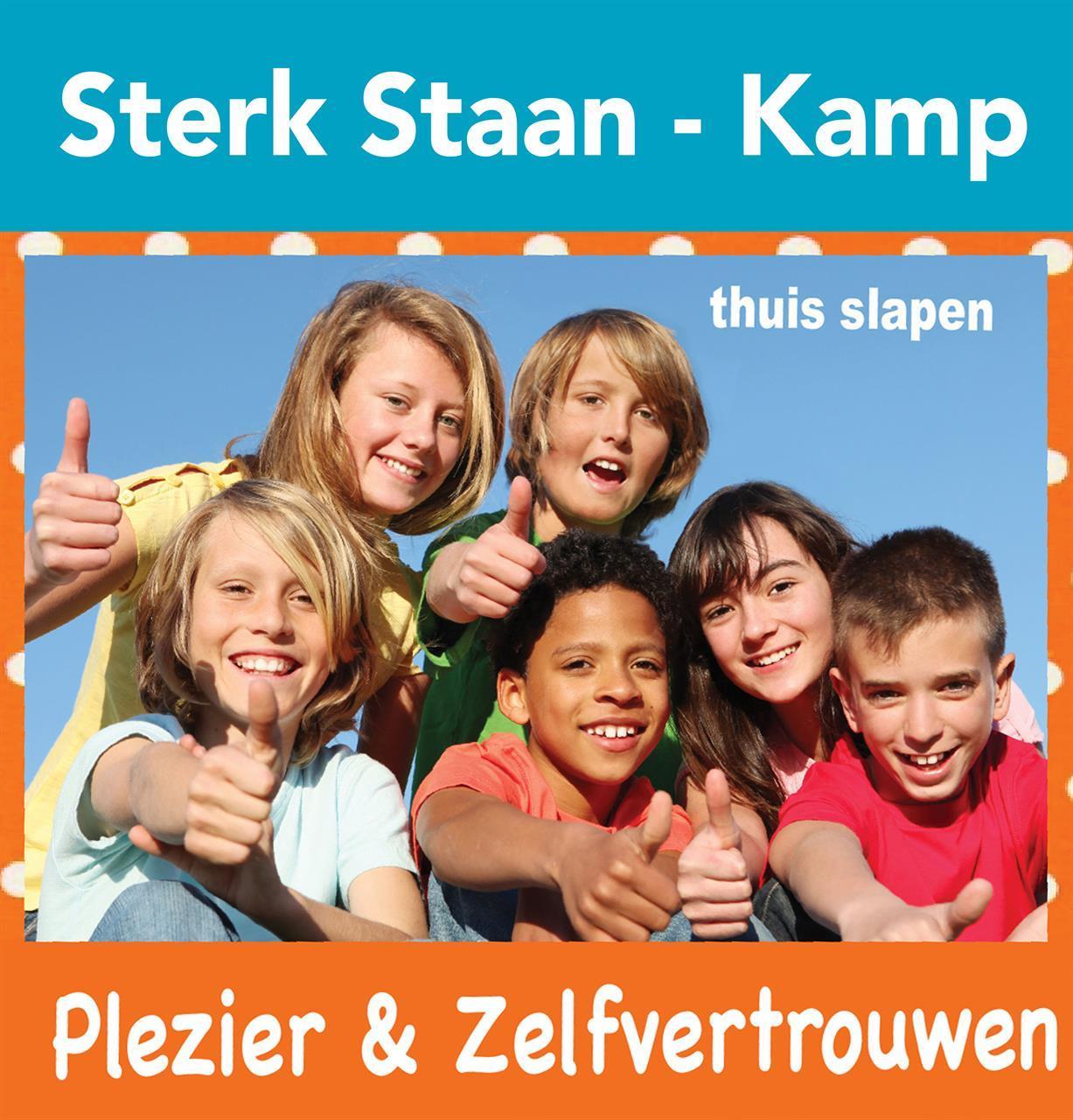 Sta Sterk kamp - 5 dagen - zomervakantie 2021 HAARLEM