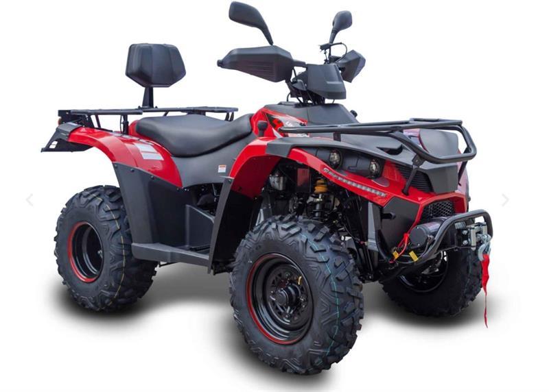 Linhai 300 4x4 Traktor A / B