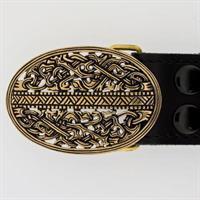 100235 Belte sort / Belt Black