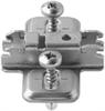 CLIP top monteringsplatta 3mm