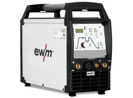 EWM Picotig 200 AC/DC Puls